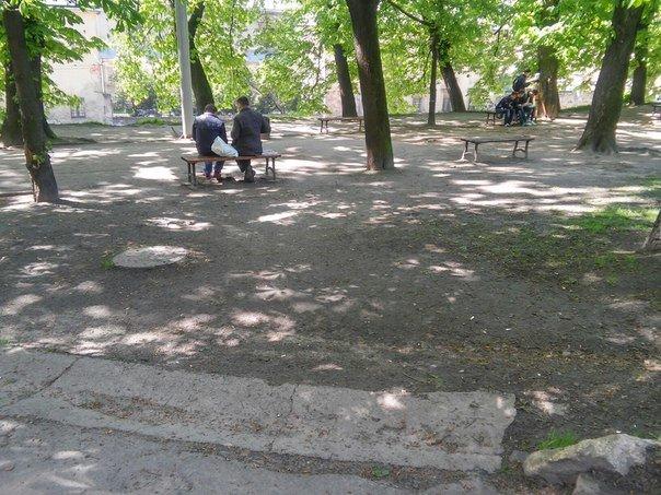 Громадський простір із вшанування пам'яті Небесної Сотні облаштують за ідеєю Віри Савченко (ФОТО) (фото) - фото 2