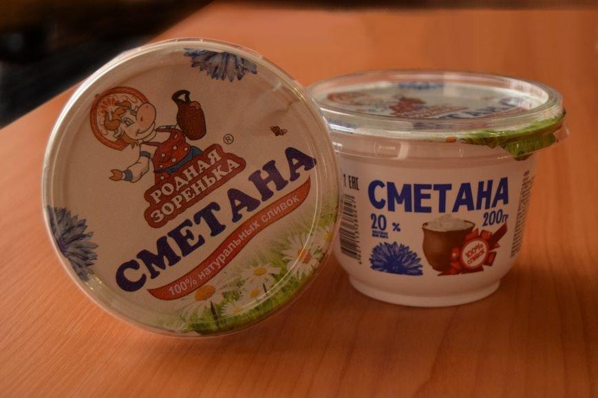 В балаковских магазинах появилась новая молочная продукция (ФОТО) (фото) - фото 2