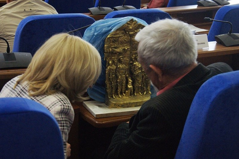 В Белгороде установят памятник воинам правопорядка (фото) - фото 1