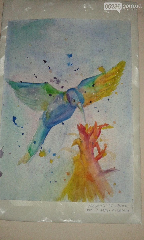 Изостудия «Перспектива» приглашает авдеевцев на выставку (ФОТО) (фото) - фото 1