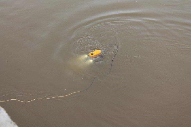 На Оби работал «Гном». У спасателей Нижневартовска появился уникальный телеуправляемый подводный аппарат (фото) - фото 3