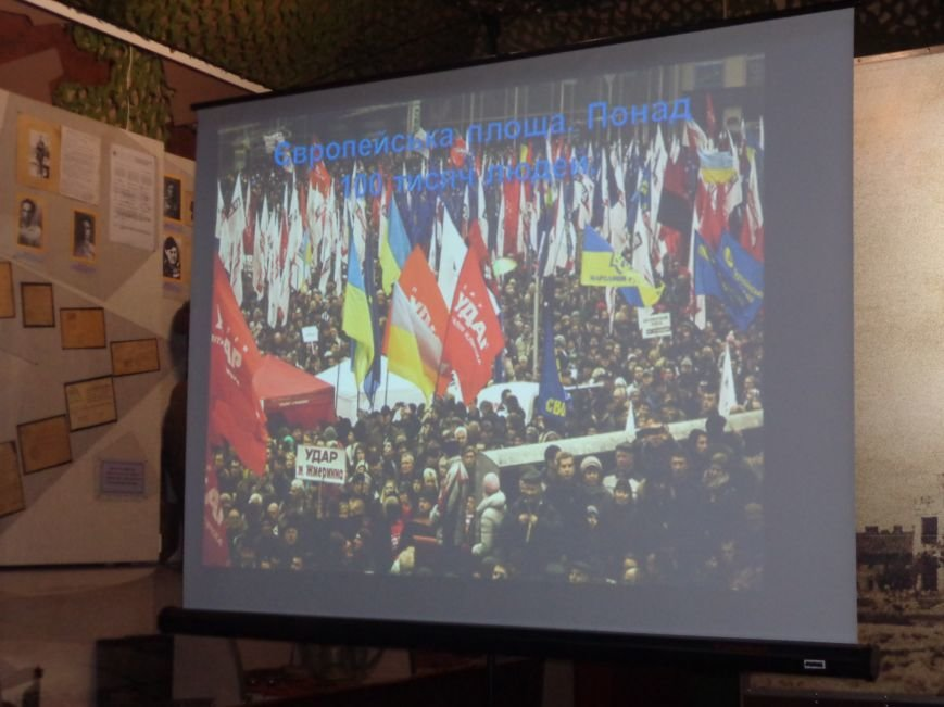 «…За Україну, за її волю, за честь, за славу, за народ» - в Красноармейском историческом музее по-новому взглянули на памятники (фото) - фото 2