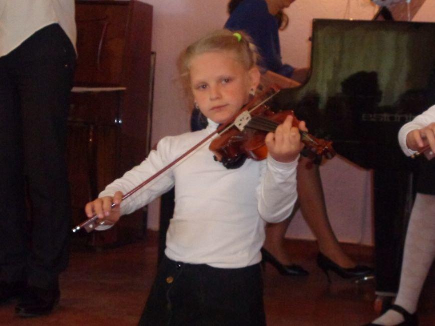 От украинского фольклора до Штрауса и Вивальди: в Красноармейской музыкальной школе прошёл отчётный концерт ансамблей оркестрового отдела (фото) - фото 13