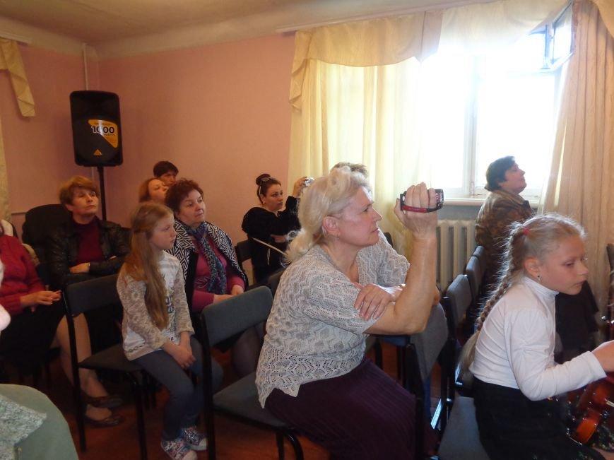 От украинского фольклора до Штрауса и Вивальди: в Красноармейской музыкальной школе прошёл отчётный концерт ансамблей оркестрового отдела (фото) - фото 16