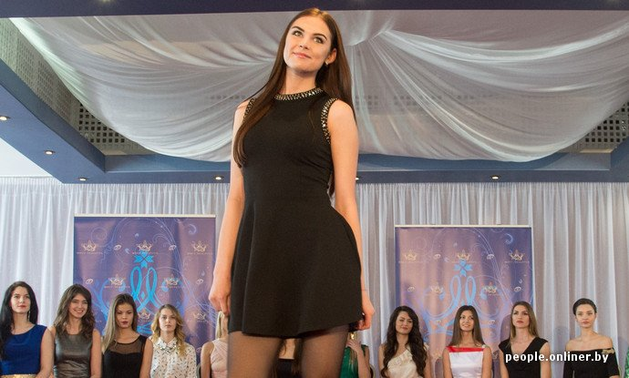 Стилист из Полоцка Анастасия Исакова вышла в финал конкурса «Мисс Беларусь — 2016» (фото) - фото 1