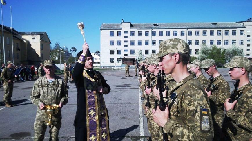 У Житомирі десантники склали присягу на вірність Україні, фото-4