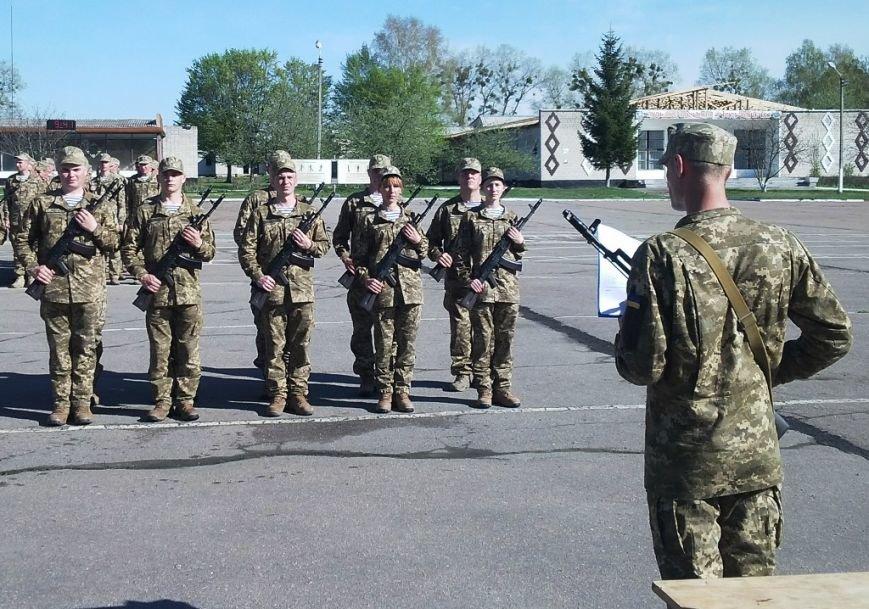 У Житомирі десантники склали присягу на вірність Україні, фото-5