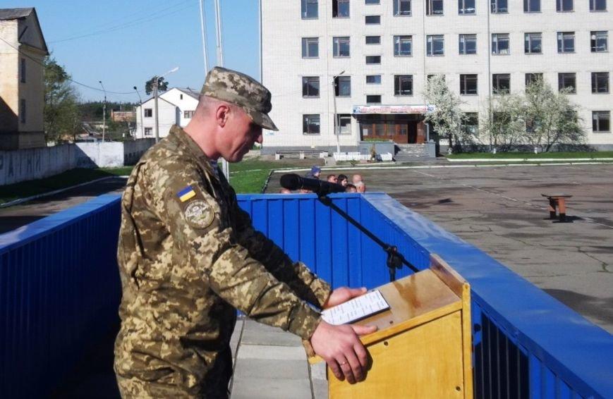 У Житомирі десантники склали присягу на вірність Україні, фото-1
