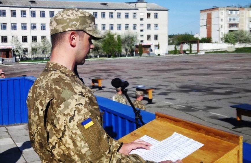 У Житомирі десантники склали присягу на вірність Україні, фото-2