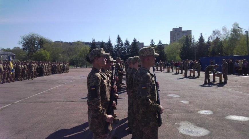 У Житомирі десантники склали присягу на вірність Україні, фото-3