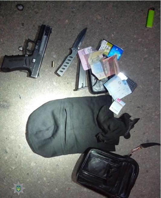 На Полтавщине произошло вооруженное нападение на таксиста (фото) - фото 1