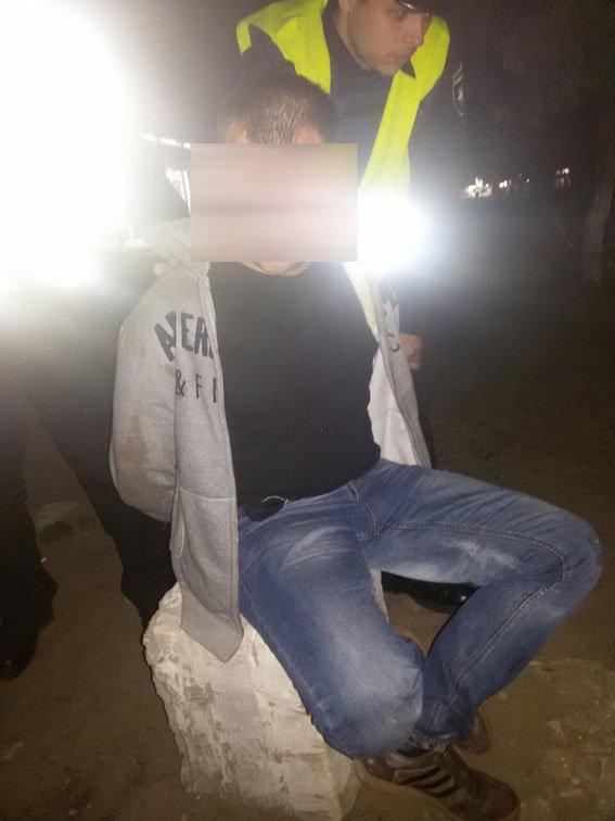 На Полтавщине произошло вооруженное нападение на таксиста (фото) - фото 2