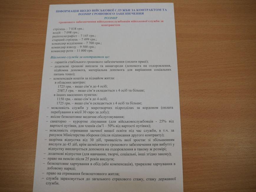Усе про зарплати тернопільських військових, які служитимуть за контрактом (фото) - фото 1