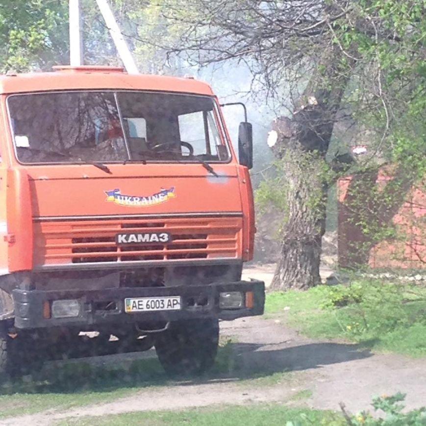 Почему воняло в районе проспекта Ивана Мазепы в Днепропетровске (ФОТО), фото-1
