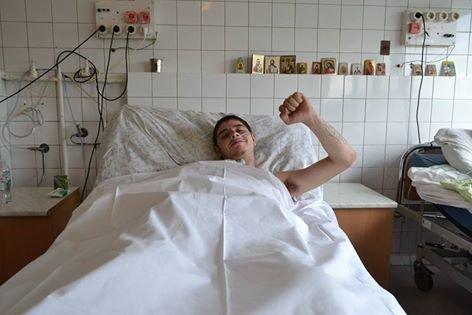 В больнице имени Мечникова спасли бойца с ранением в грудную клетку (ФОТО), фото-1