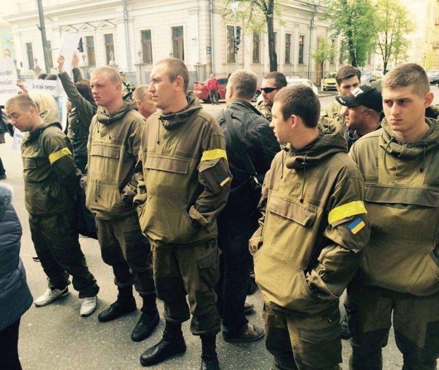 Криворожские активисты добиваются сегодня под Верховной Радой независимых процедур назначения Генпрокурора (ФОТО, ОБНОВЛЕНО), фото-2
