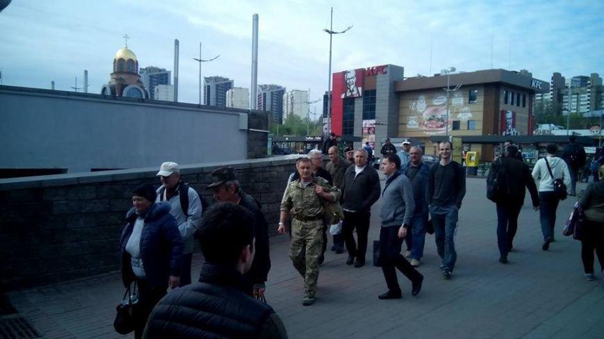 Криворожские активисты добиваются сегодня под Верховной Радой независимых процедур назначения Генпрокурора (ФОТО, ОБНОВЛЕНО), фото-4