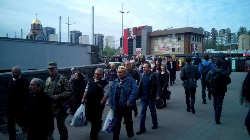 Криворожские активисты добиваются сегодня под Верховной Радой независимых процедур назначения Генпрокурора (ФОТО, ОБНОВЛЕНО), фото-5