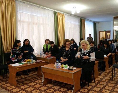 В Северодонецке состоялся городской научно-практический семинар по развитию речевой деятельности дошкольников (ФОТО) (фото) - фото 3