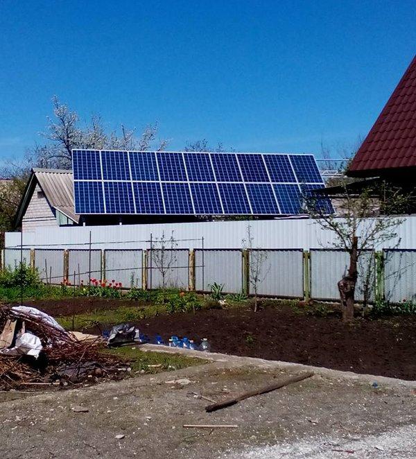 Днепропетровцы устанавливают солнечные батареи: сколько стоит и когда окупиться (фото) - фото 2