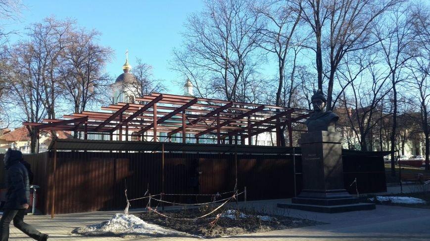 Некомпетентные слушания. Как белгородцев пригласили обсудить идущее полным ходом строительство «Оранжевых островов» (фото) - фото 2