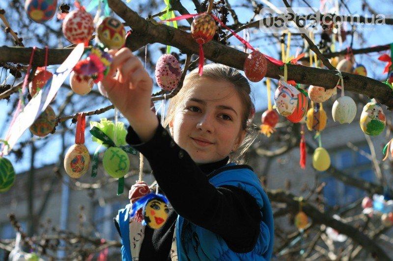 В Кременчуге 30 апреля «расцветет» Пасхальное дерево, фото-2