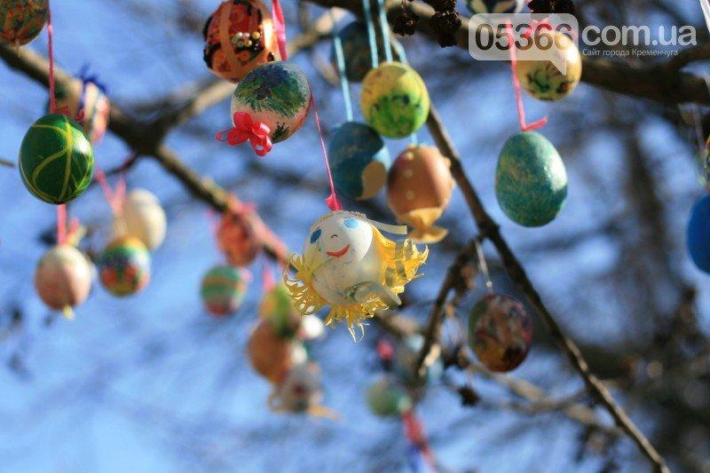 В Кременчуге 30 апреля «расцветет» Пасхальное дерево, фото-3