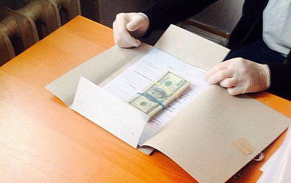 С начала года на Днепропетровщине сотрудинками УЗЭ задержан 31 чиновник-взяточник (ФОТО) (фото) - фото 1