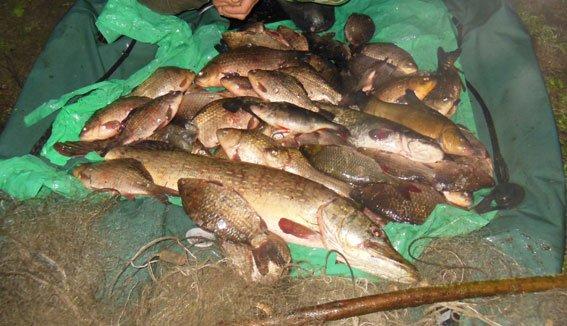 На Днепродзержинском водохранилище поймали браконьеров (фото) - фото 5