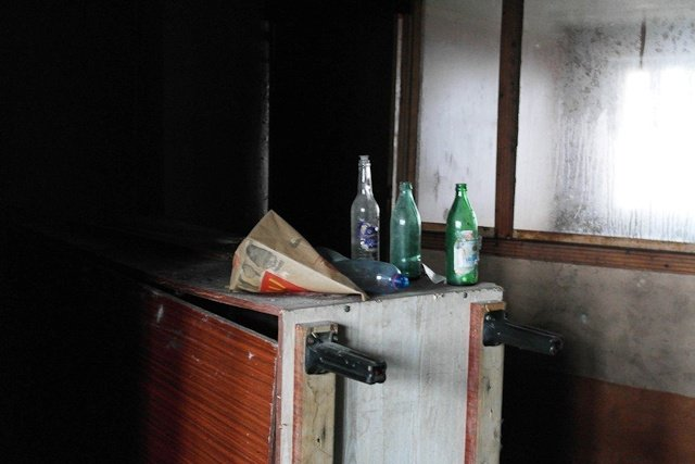 Зона отчуждения: Мертвый военный городок и кладбище самолетов под Днепропетровском (ФОТО) (фото) - фото 19