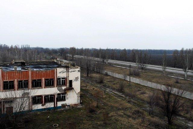 Зона отчуждения: Мертвый военный городок и кладбище самолетов под Днепропетровском (ФОТО) (фото) - фото 13