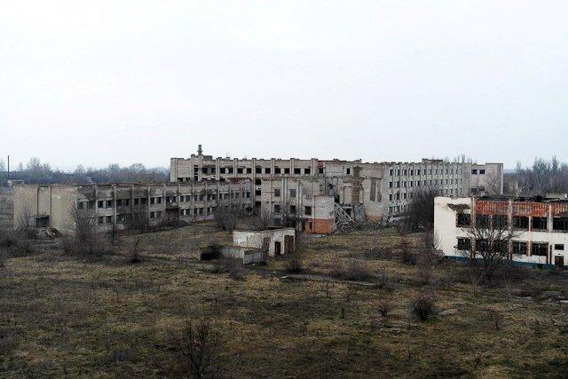 Зона отчуждения: Мертвый военный городок и кладбище самолетов под Днепропетровском (ФОТО) (фото) - фото 10