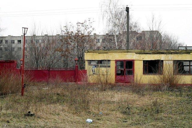 Зона отчуждения: Мертвый военный городок и кладбище самолетов под Днепропетровском (ФОТО) (фото) - фото 5