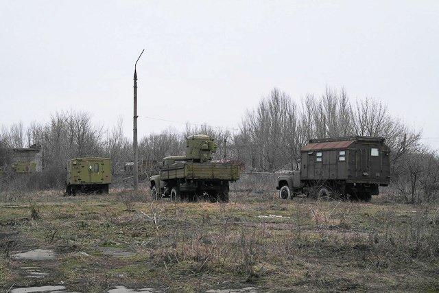 Зона отчуждения: Мертвый военный городок и кладбище самолетов под Днепропетровском (ФОТО) (фото) - фото 34