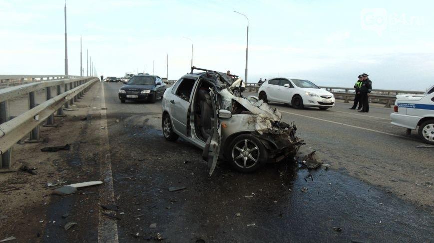Двоих пострадавших в аварии на новом мосту в Балаково перевели на лечение в Вольск (ФОТО) (фото) - фото 2