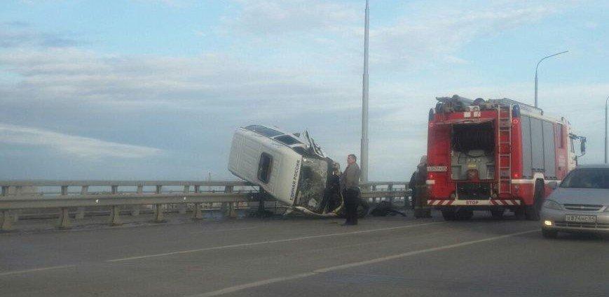 Двоих пострадавших в аварии на новом мосту в Балаково перевели на лечение в Вольск (ФОТО) (фото) - фото 1