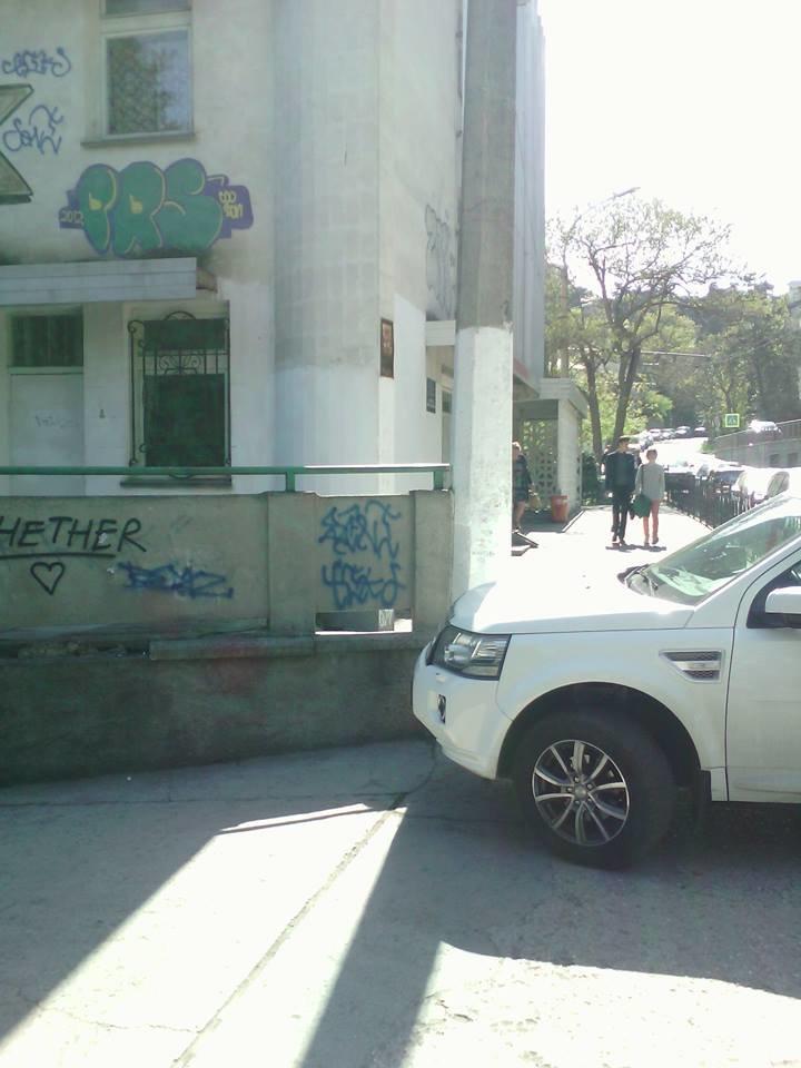 ФОТОФАКТ: в Ялте продолжаются соревнования чемпионов по паркингу, фото-2