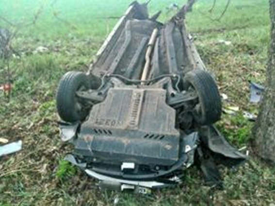 На Первомайщине в результате ДТП один человек погиб (фото) (фото) - фото 1