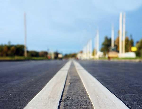 Балаковские дорожники прокомментировали ситуацию с разметкой (фото) - фото 1