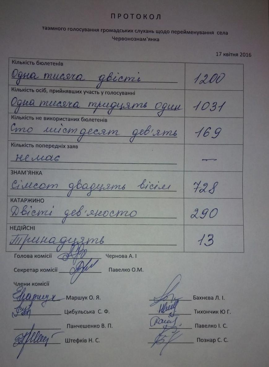 e261df72fa2dd4eeea99c7ab15b95b84 Село в Одесской области лишится красного хвоста