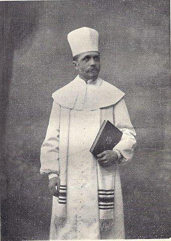 Кременчугский раввин, кандидат права – Авраам Фрейденберг (1865 - 1942) (фото) - фото 3