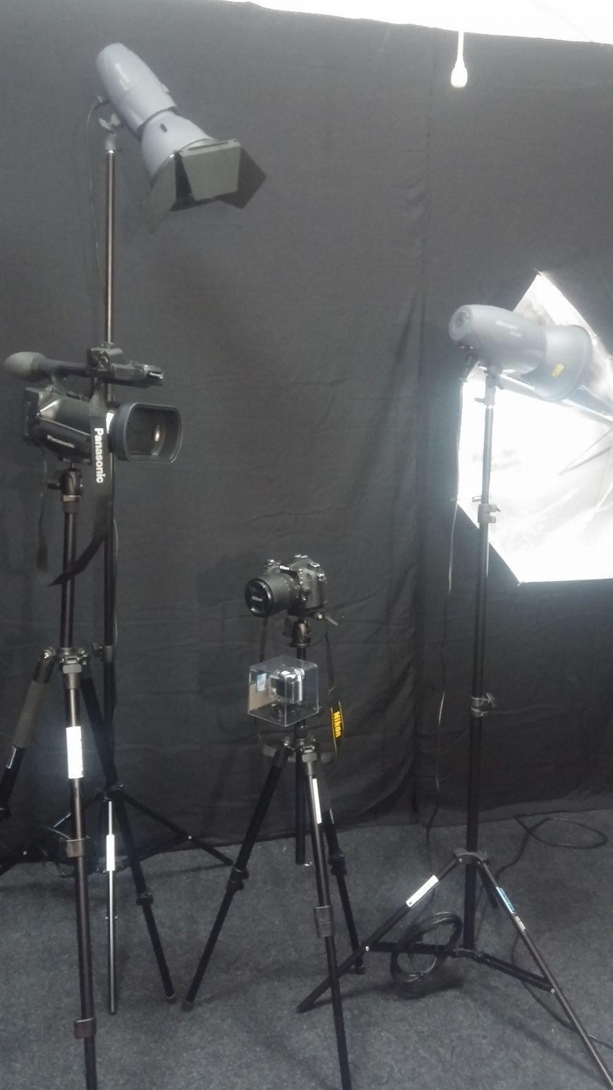 """В Рівненському будинку культури презентували мультимедійну лабораторію """"MediaLab"""", фото-6"""