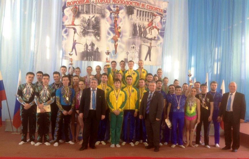 Армавирские  акробаты  завоевали две награды на чемпионате России (фото) - фото 1
