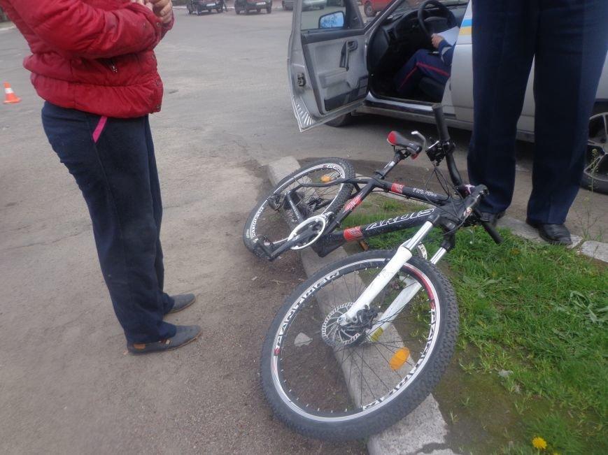 В Первомайске произошло ДТП, пострадал ребенок (фото) - фото 3