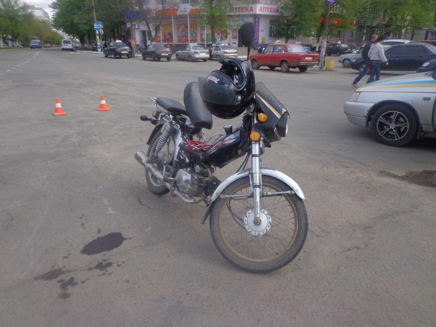 В Первомайске произошло ДТП, пострадал ребенок (фото) - фото 2