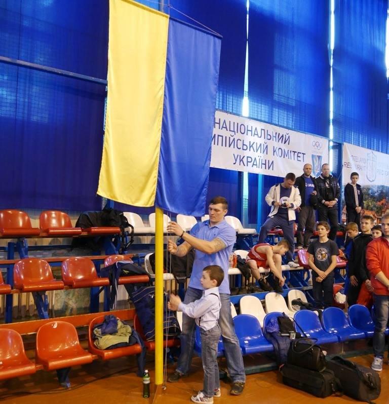 Олександр Усик в Ужгороді відкривав Чемпіонат України з боксу: фото, фото-6