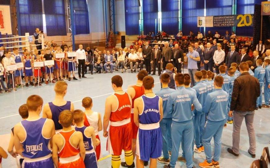 Олександр Усик в Ужгороді відкривав Чемпіонат України з боксу: фото, фото-9