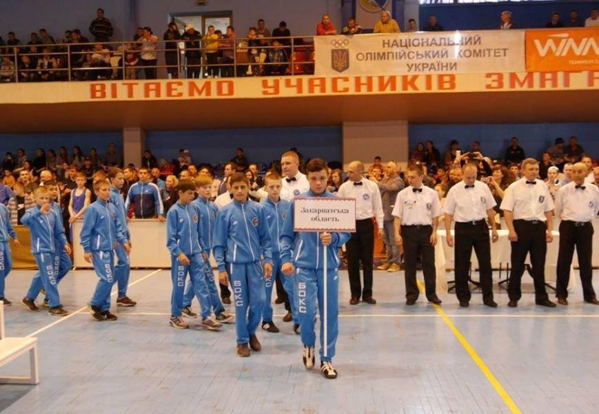 Олександр Усик в Ужгороді відкривав Чемпіонат України з боксу: фото, фото-7
