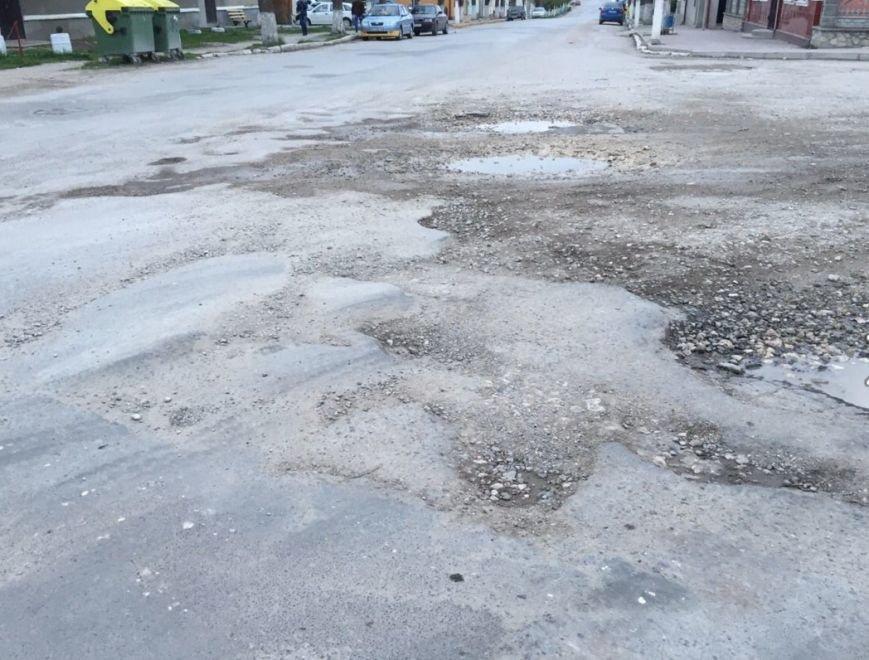 Плачевні результати ямкового ремонту на Тернопільщині (Фото), фото-1