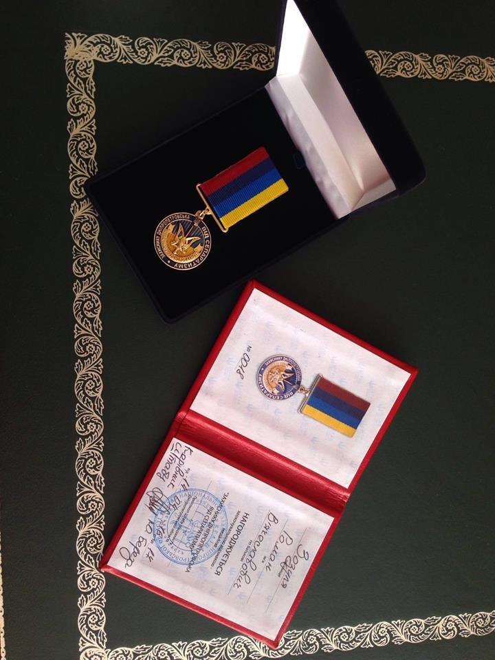 Зозуля - защитник Днепропетровска от сепаратизма (ФОТО) (фото) - фото 1